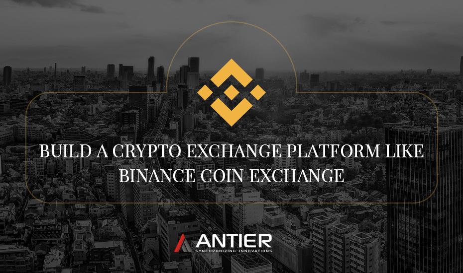 BINANCE-Coin-Exchange