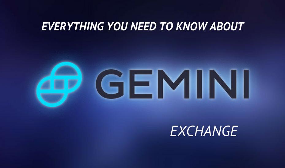 Cryptocurrency Exchange Platform Like Gemini Exchange