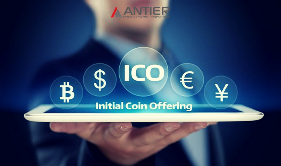 How to set up an initial coin offering