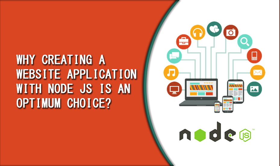 create website with Node js