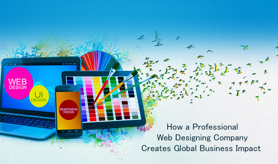 Professional Web Designing Company